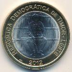Восточный Тимор, 100 сентаво (2012 г.)