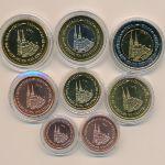 Хорватия, Набор монет (2003 г.)