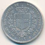 Сардиния, 1 лира (1859 г.)