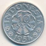 Индонезия, 10 сен (1954 г.)