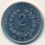 Коста-Рика, 2 колон (1982 г.)