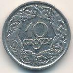 Польша, 10 грошей (1923 г.)