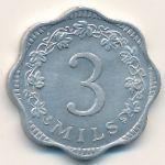 Мальта, 3 мила (1972 г.)