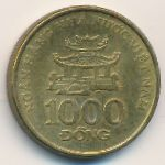 Вьетнам, 1000 донг (2003 г.)