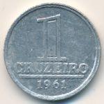 Бразилия, 1 крузейро (1961 г.)