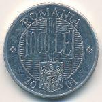 Румыния, 1000 леев (2001 г.)