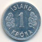 Исландия, 1 крона (1978–1980 г.)