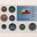 Гибралтар, Набор монет (2006 г.)