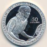 Ниуэ, 50 долларов (1989 г.)