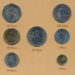 Мексика, Набор монет