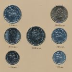 Новая Каледония, Набор монет