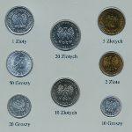 Польша, Набор монет