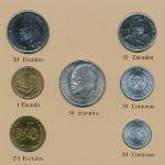 Кабо-Верде, Набор монет