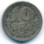 Дания, 10 эре (1919 г.)