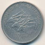 Камерун, 100 франков (1975 г.)