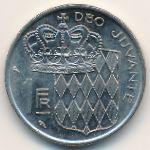 Монако, 1 франк (1966 г.)
