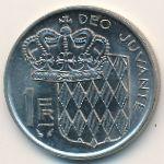 Монако, 1 франк (1976 г.)