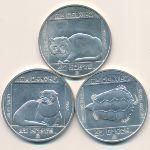 Венгрия, Набор монет (1985 г.)