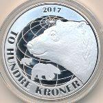 Свальбард, 200 крон (2017 г.)