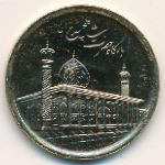 Иран, 1000 риалов (2012–2013 г.)