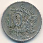 Австралия, 10 центов (1982 г.)