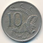 Австралия, 10 центов (1983 г.)