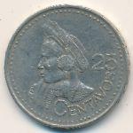 Гватемала, 25 сентаво (2000 г.)