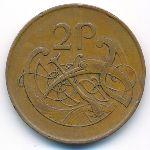 Ирландия, 2 пенса (1971–1985 г.)