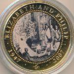 Острова Кука, 1 доллар (2007 г.)