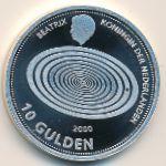 Нидерланды, 10 гульденов (1999 г.)
