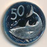 Острова Кука, 50 центов (1975 г.)