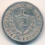 Куба, 10 сентаво (1920 г.)