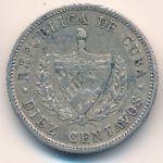Куба, 10 сентаво (1915 г.)