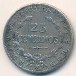 Коста-Рика, 25 сентимо (1924 г.)