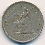 Гватемала, 1 реал (1912 г.)