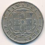 Ямайка, 1/2 пенни (1894 г.)
