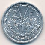 Камерун, 2 франка (1948 г.)