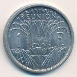 Реюньон, 1 франк (1948 г.)