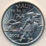 Гавайские острова, 2 доллара (2008 г.)