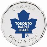 Канада, 1 доллар (2008 г.)