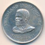 Свазиленд, 1 лухланга (1968 г.)