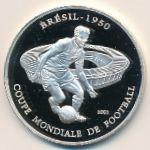 Чад, 1000 франков (2001 г.)