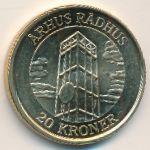 Дания, 20 крон (2002 г.)