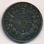 Северное Борнео, 1 цент (1886 г.)