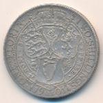 Великобритания, 1 флорин (1901 г.)