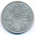 Великобритания, 1 флорин (1922 г.)