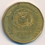 Доминиканская республика, 1 песо (1993 г.)