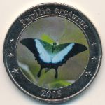 Западные Малые Зондские острова, 1 доллар (2016 г.)