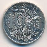 Австралия, 10 центов (2007 г.)