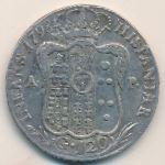 Неаполь и Сицилия, 120 гран (1798 г.)